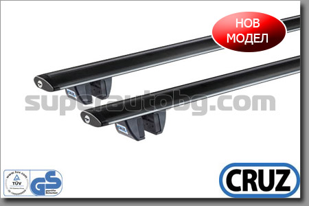 БАГАЖНИК CRUZ AIRO DARK R BARS
